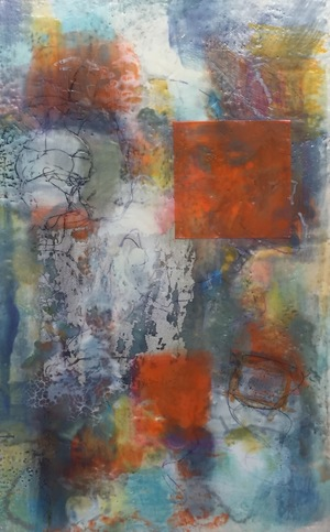 Paperworks Juried Exhibition at Triangle L Ranch